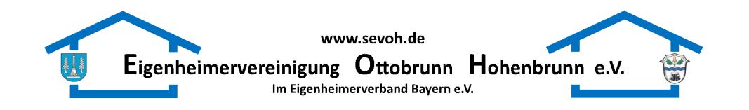 Eigenheimervereinigung Ottobrunn Hohenbrunn